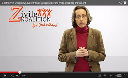 Beatrix-von-Storch-zur-Zypernkrise